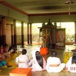 Samadhi Temple at Chenkottukonam Ashram